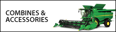 Combines and accessories