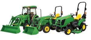 Tracteurs utilitaires compacts
