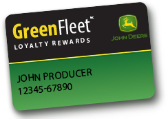 GreenFFleet Loyalty Rewards Program