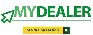 MyDealer système de commande en ligne
