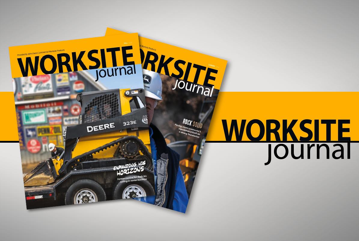 Worksite Journal