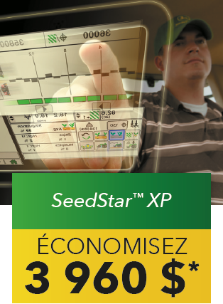 SeedStar XP économisez