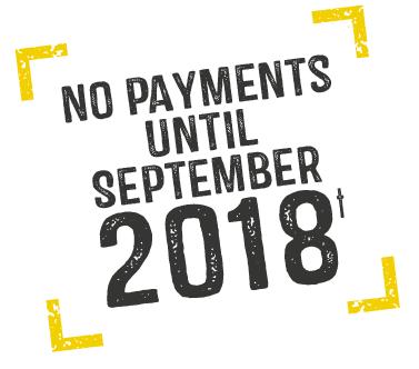 No Payments until 2018
