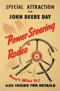 John Deere 1954