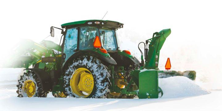 5R tracteur John Deere