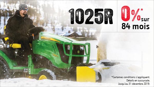 1025R John Deere