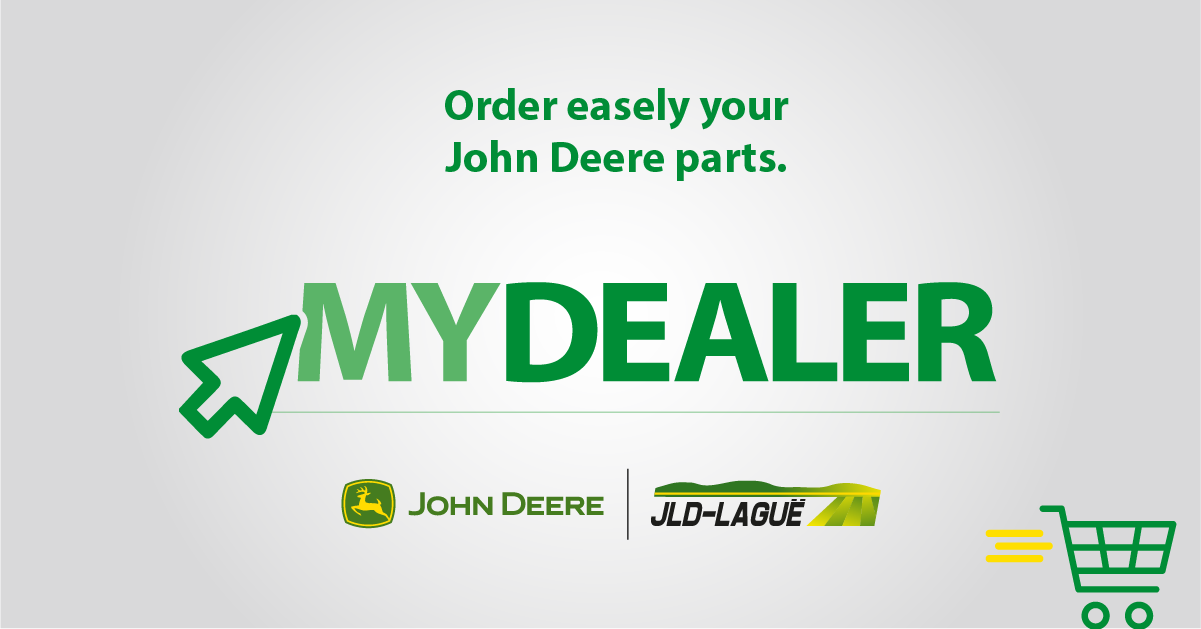 order parts on mydealer