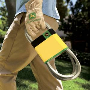 Belts for mowing equipment