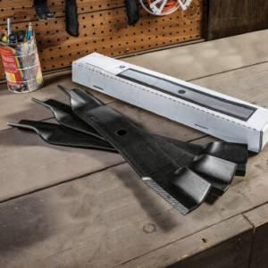 Couteaux pour équipements de tonte