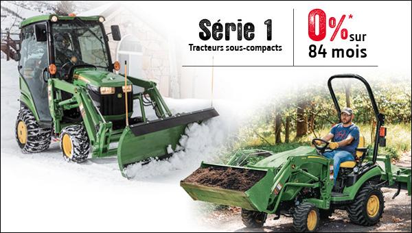 tracteur série 1