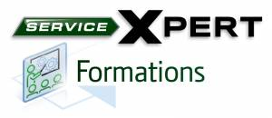 logo service xpert formation FR