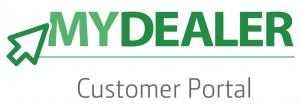 my dealer customer portal logo