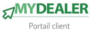 Logo my dealer portail client