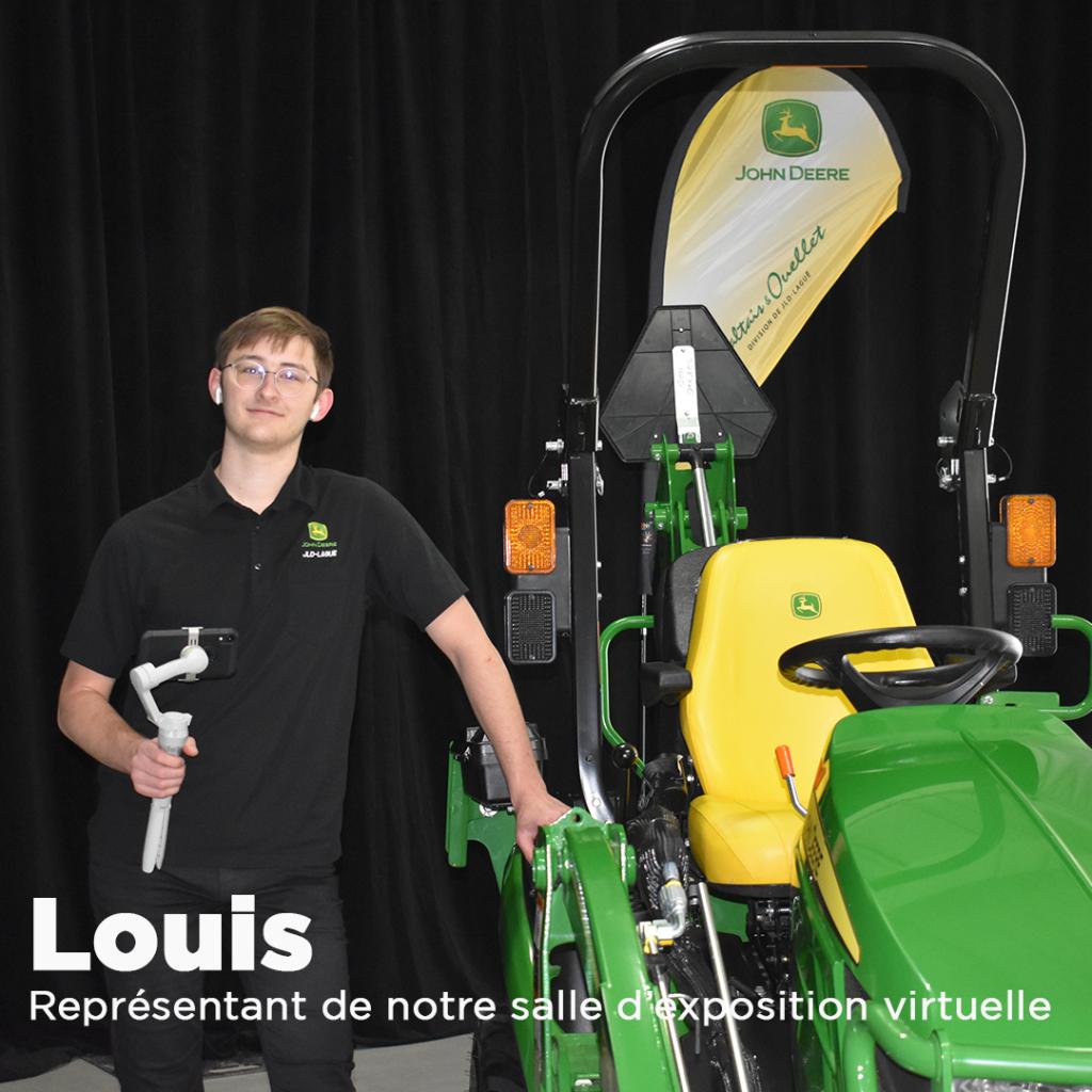 Louis Salle d'exposition virtuelle