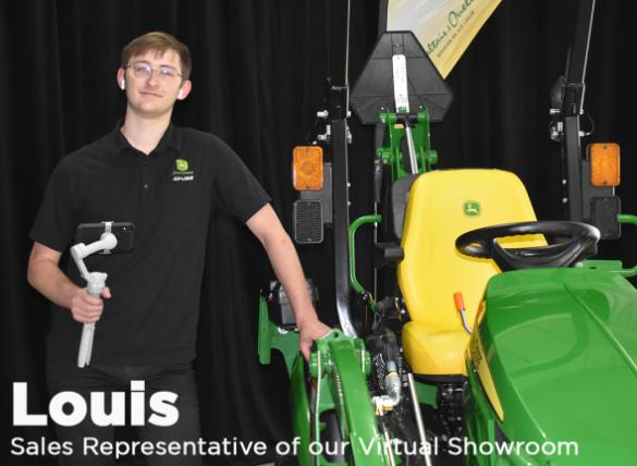 Louis Virtual Showroom representative