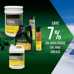 oils greases promotion