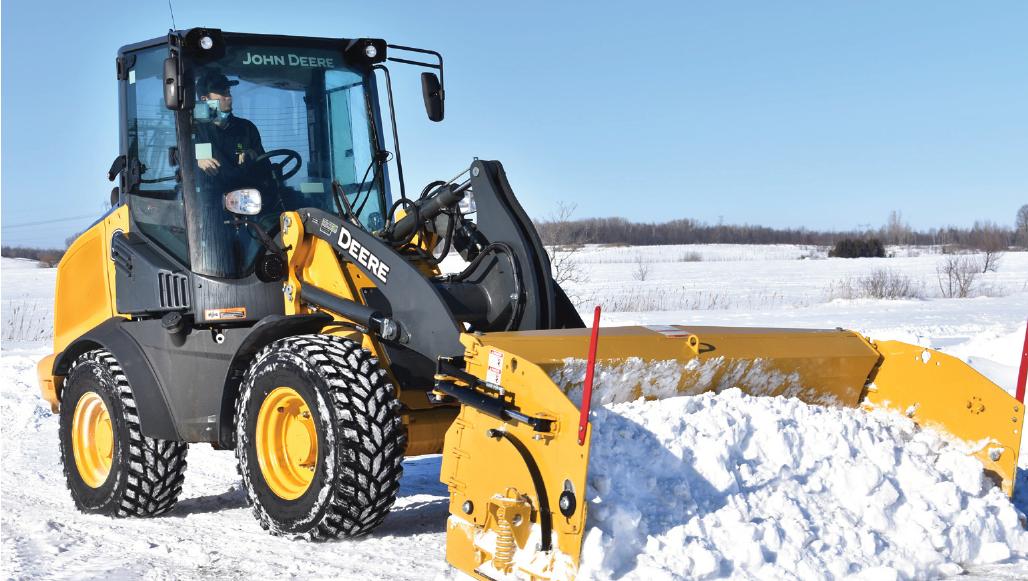snow equipment 244L